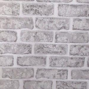 ταπετσαρια τοιχου τουβλακι 5015-21