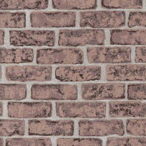 ταπετσαρια τοιχου τουβλακι 5015-63