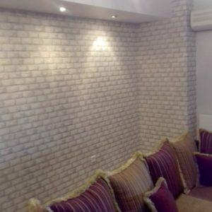 ταπετσαρια τοιχου τουβλακια 1363-22d