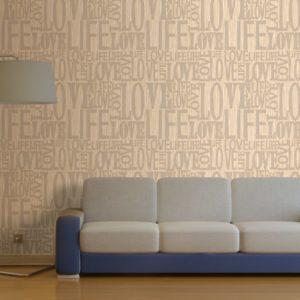 ταπετσαρια τοιχου γραμματα 2504317δ