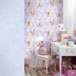 ταπετσαρια τοιχου πριγκιπισσες 480-01δ
