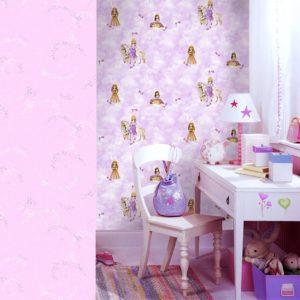 ταπετσαρια τοιχου πριγκιπισσες 480-03d