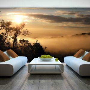 φωτοταπετσαρια τοιχου ηλιοβασιλεμα 10137