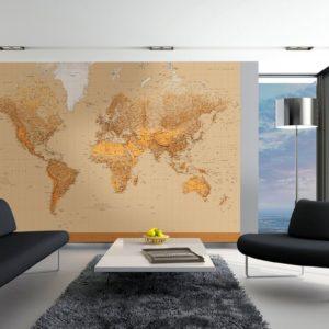 φωτοταπετσαρια παγκοσμιος χαρτης 153d