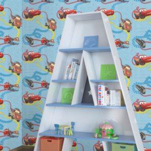 ταπετσαρια τοιχου παιδικη αυτοκινητα Cars 27482d