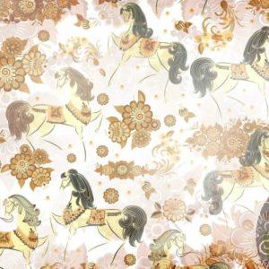 φωτοταπετσαρια αλογα βιντατζ 2976