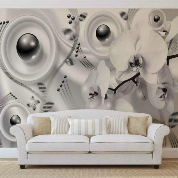 φωτοταπετσαρια τοιχου ορχιδεες 3012