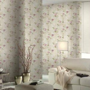 ταπετσαρια τοιχου φλοραλ 3809