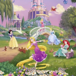 παιδικη φωτοταπετσαρια Πριγκιπισσες 4-4026