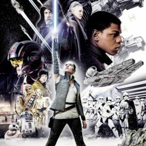 παιδικη φωτοταπετσαρια Star Wars 4-496