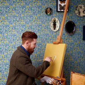 ταπετσαρια τοιχου Van Gogh 17150