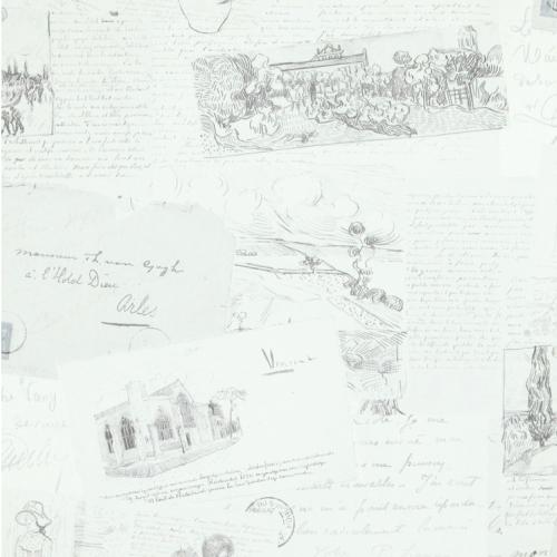 ταπετσαρια τοιχου Van Gogh 17201