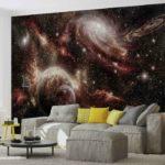 φωτοταπετσαρια τοιχου διαστημα 2733