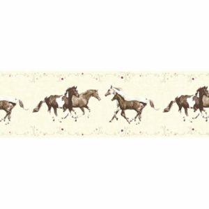 παιδικη μπορντουρα αλογακια 35838-2