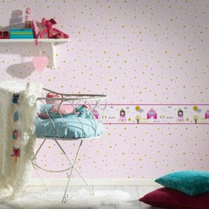 παιδικη μπορντουρα πριγκιπισσες 35853-1