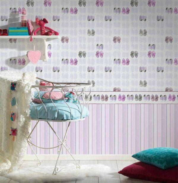 παιδικη μπορντουρα παπουτσακια 35864-1
