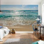φωτοταπετσαρια τοιχου θαλασσα 8-983