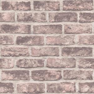 ταπετσαρια τοιχου τουβλακι EP2303