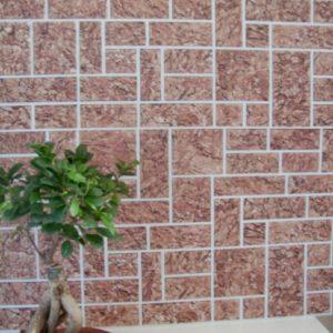 3D PVC panel πετρα 0159