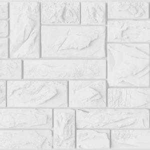 3D PVC panel πετρα 8513