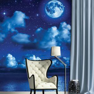 φωτοταπετσαρια τοιχου ουρανος 1731A
