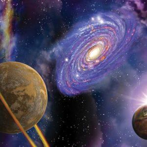 φωτοταπετσαρια τοιχου πλανητες 309