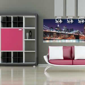 φωτοταπετσαρια τοιχου Νεα Υορκη 1-2714