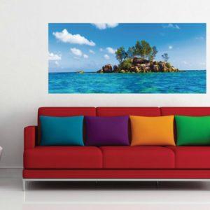 φωτοταπετσαρια τοιχου νησι 1-2727
