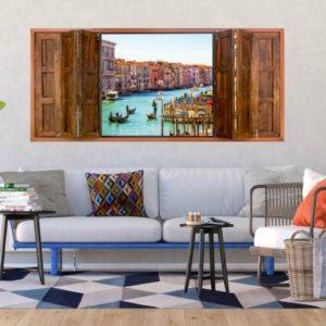φωτοταπετσαρια τοιχου Βενετια 1-2753