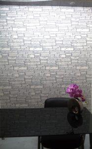 ταπετσαρια τοιχου πετρα 11521