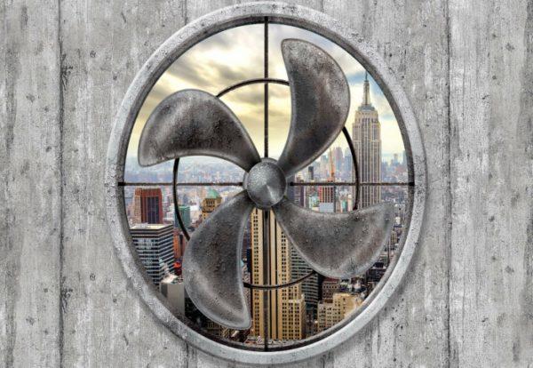φωτοταπετσαρια τοιχου Νεα Υορκη 3094