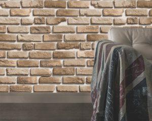 ταπετσαρια τοιχου τουβλακια 461-02