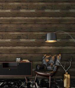 ταπετσαρια τοιχου ξυλο 88501
