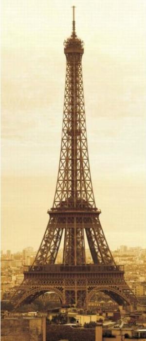 φωτοταπετσαρια πυργος Αιφελ 1-2815