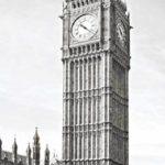 φωτοταπετσαρια τοιχου Λονδινο 1-2911
