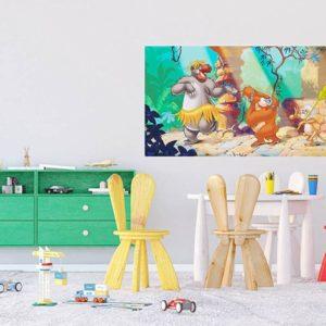 παιδικη φωτοταπετσαρια Μογλης 1-5355