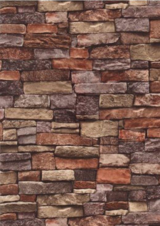 ταπετσαρια τοιχου πετρα 12952