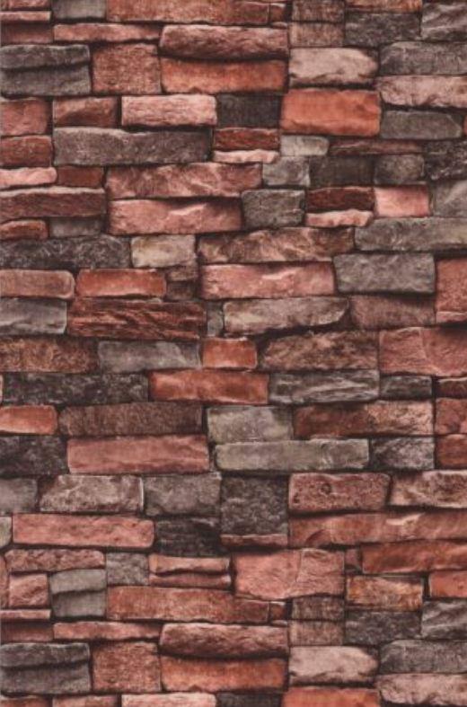 ταπετσαρια τοιχου πετρα 12962