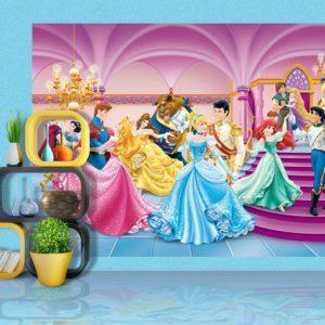 παιδικη φωτοταπετσαρια πριγκιπισσες 2-1928