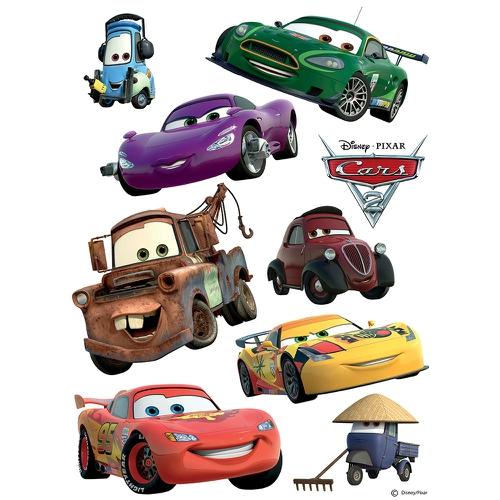παιδικο αυτοκολλητο Cars 887