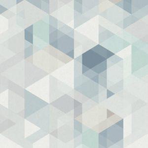 ταπετσαρια τοιχου τριγωνα PP3501