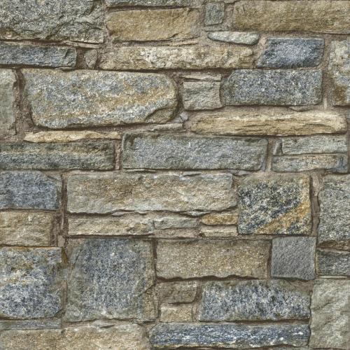 ταπετσαρια τοιχου πετρα PP3903