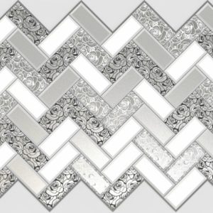 3D PVC panel ψηφιδα 8650