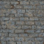 ταπετσαρια τοιχου τουβλακια PP3801