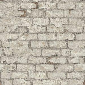 ταπετσαρια τοιχου τουβλακια PP3802