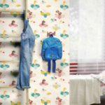 ταπετσαρια τοιχου παιδικη ζωακια 249064d