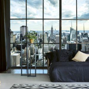 φωτοταπετσαρια τοιχου Νεα Υορκη MS0009