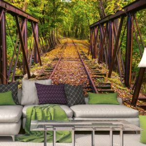 φωτοταπετσαρια τοιχου γεφυρα MS0055