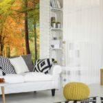 φωτοταπετσαρια τοιχου δασος MS0099