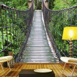 φωτοταπετσαρια τοιχου γεφυρα MS0084